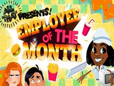 All That Presents Employee of the Month