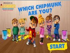Which Chipmunk Are You