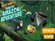 Amazin Amazon Adventure