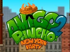 Amigo Pancho 2 New York Party