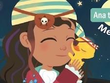 Ana the Pirate Memory 2