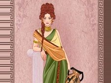 Ancient Greek Costume Creator