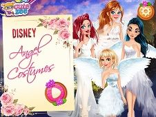 Disney Angel Costumes