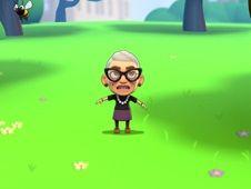 Angry Gran Run Jump