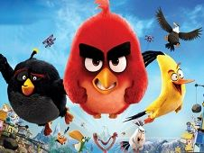 Angry Birds Movie Targets
