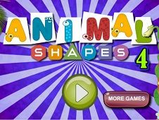 Animal Shapes 4