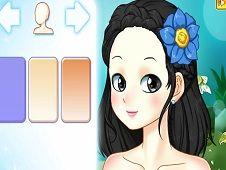 Anime Mermaid Princess Styling