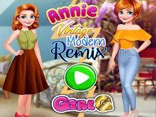 Annie Vintage Modern Remix