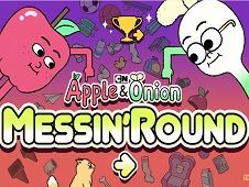 Apple and Onion Messin Around