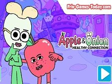 Apple and Onion Healthy Connection