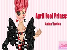 April Fool Princess Anime Version