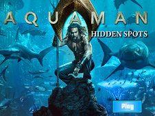 Aquaman Hidden Spots