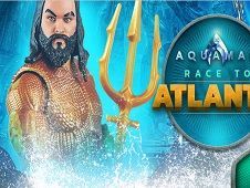 Aquaman Race to Atlantis
