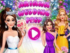 Ariana Wedding Prep