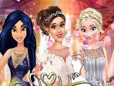 Wedding Dresses for Ariana Grande