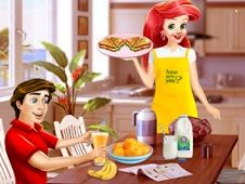 Ariel Love Breakfast For Eric