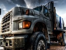 Army Cargo Truck Driver