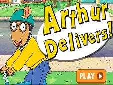Arthur Delivers