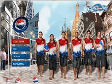 World Cup Foot Tennis