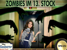 Zombies on Floor 13