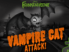 Vampire Cat Attack