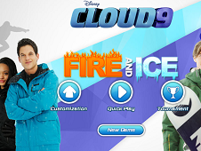 Cloud 9 Fire and Ice