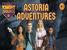 Knight Squad Astoria Adventure