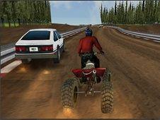 ATV Quad Moto Racing