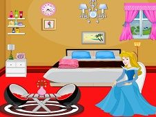 Princess Aurora Room Decoration
