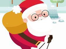 Avalanche Santa Run Xmas