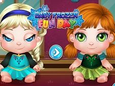 Baby Frozen Fun Day