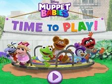 Baby Muppets Time to Play