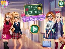 Back to School Fashionista