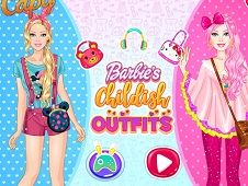 Barbie Childish Outfits