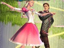 Barbie Dancing Princess Jigsaw