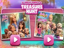 Barbie Great Treasure Hunt