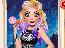 Barbie Halloween Trick or Treat