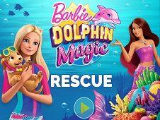 Barbie Magic Dolphin Rescue