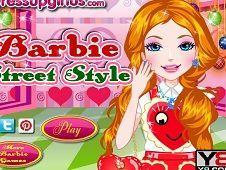 Barbie Street Style