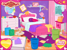 Barbie House Makeover