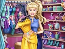 Barbie Closet