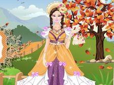 Barbie as Jane Austen Emma Dress Up