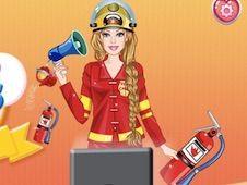 Barbie Loves her Job