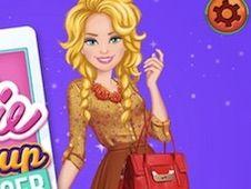 Barbie Makeup Blogger