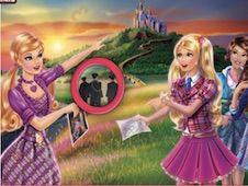 Barbie Princess Charm School Hidden Numbers