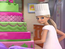 Barbie's Cake Tower