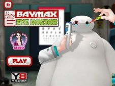Baymax Eye Doctor