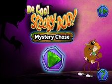 Bo Cool Scooby Doo Mystery Chase