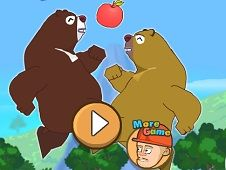 Bear Like Apples