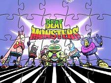 Beat Monsters Jigsaw